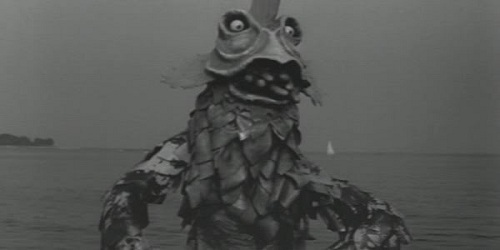 "I object to the name sea ""monster"".  Its more like sea ""awesome""."