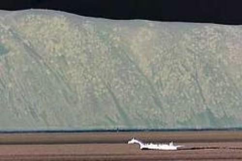 The Bear Lake Monster Boat