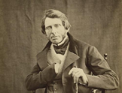 John Ruskin, crazy only in retrospect?