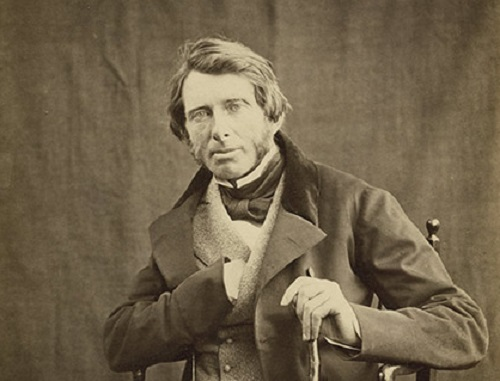 John Ruskin, crazy only in retrospect?